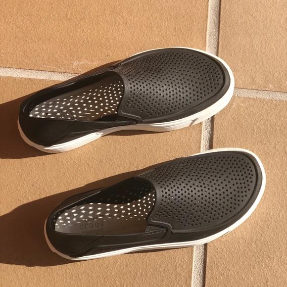 d6c5de88f0e780 CROCS Shoes - Women s CitiLane Roka Slip-on CROCS